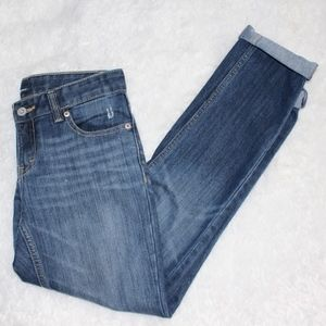 Levi's Distressed Boyfriend Jeans 14 Regular